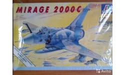 Самолет 1/72 Italeri 012 Mirage 2000C, сборные модели авиации, 1:72, Boeing