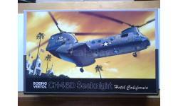 Вертолет 1/72 Fujimi B. Vertol CH-46D Sea Knight
