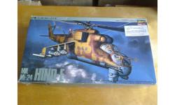 Вертолет 1/72 Mi-24 Hind E / Ми-24 Е, сборные модели авиации, 1:72, Hasegawa