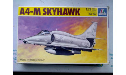 Самолет 1/72 Italeri Douglas A-4M Skyhawk