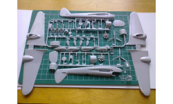 Самолет 1/72 Дзи/Frog Bristol Blenheim Mk. I/Mk.1F, сборные модели авиации, 1:72