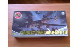 Самолет 1/72 Airfix H. P. Halifax B Mk. III