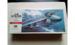 Самолет 1/72 Grumman A-6 Intruder, сборные модели авиации, Hasegawa, scale72