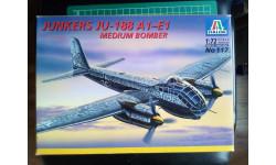 Самолет 1/72 Junkers JU-188A-1 / E-1