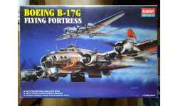 Самолет Boeing B-17G Flying Fortress