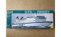 Круизный паром  G.T.S FINNJET 1:400 Revell (05229), сборные модели кораблей, флота, scale0