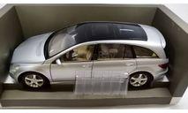 Minichamps Mercedes Benz R-klass, масштабная модель, scale18, Mercedes-Benz