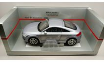 Minichamps Audi TT Coupe, масштабная модель, 1:18, 1/18