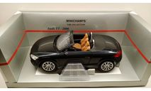 Minichamps Audi TT Cabrio, масштабная модель, scale18