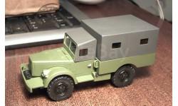 ГАЗ-68 артеллерийский тягач
