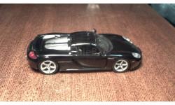 Porsche Carrera GT закрытая