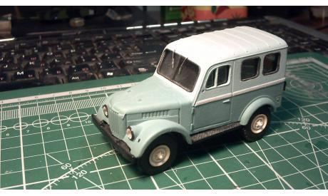 ГАЗ-19, масштабная модель, Vector-Models, 1:43, 1/43