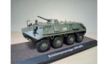 БТР-60 ПБ SPW 60PB, масштабные модели бронетехники, scale43