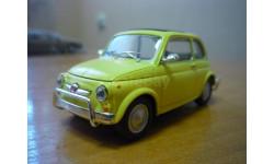 Fiat 600D Cararama, масштабная модель, 1:43, 1/43, Bauer/Cararama/Hongwell