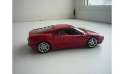 Ferrari Collection №1 FERRARI 360 MODENA, журнальная серия Ferrari Collection (GeFabbri), scale43