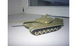 Русские танки №1 Т-72, журнальная серия Русские танки (GeFabbri) 1:72, scale72