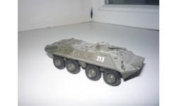 Русские танки №50 БТР-70