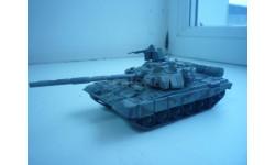 Русские танки №21 Т-90, журнальная серия Русские танки (GeFabbri) 1:72, scale72