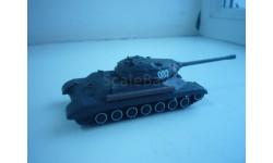 Русские танки №37 ИС-4, журнальная серия Русские танки (GeFabbri) 1:72, scale72