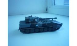 Русские танки №32 2С1 'Гвоздика', журнальная серия Русские танки (GeFabbri) 1:72, scale72