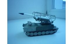 Русские танки №68 ЗРК 'Куб', журнальная серия Русские танки (GeFabbri) 1:72, scale72