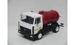 МАЗ-5337 КО-529 Nik Models, масштабная модель, 1:43, 1/43
