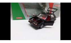 613 VW Golf 2 II GTI Schabak 1:43 1008 volkswagen, масштабная модель, scale43