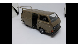 1170 VW T3 Transporter Synchro Schabak 1:43 volkswagen, масштабная модель, scale43