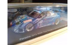1:43 spark porsche 996 gt3 rsr 2004 racer's group, масштабная модель, scale43