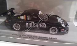 1:43 125 Porsche 911 GT3 cup limited Mobil 1 Spark, масштабная модель, scale43