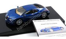 529 Bugatti EB 18.3 Chiron 1:43 AUTOart 50911, масштабная модель, scale43