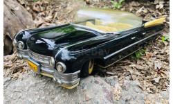 Игрушка СССР Cadillac Eldorado 1969 1/18 Tinplate vintage toy ULTRA RARE USSR!, масштабная модель, 1:18