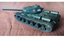 модель танка КВ-85 1/30 'Огонек' РЕДКОСТЬ!, редкая масштабная модель, scale30