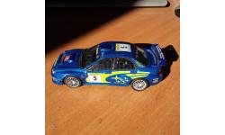 subaru impreza rally monte-carlo 2002