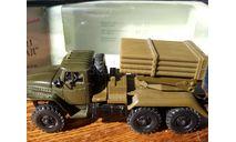 Урал-4320 БМ-21 Град Элекон, масштабная модель, АРЕК (Элекон), scale43
