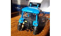 Корейский трактор LS tractor XPseries, масштабная модель трактора, Завод, scale24