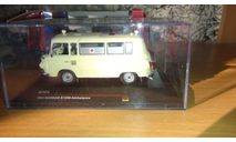 Barkas B1000 Ambulance  1963 IST 078, масштабная модель, IST Models, scale43