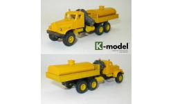КрАз - 255 тепловая машина (ветродуйка) - 1:87 H0, масштабная модель, K-model, 1/87