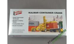 Погрузчик контейнеров KALMAR -Н0(1:87)