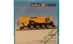 Мобильный кран Liebherr KIBRI 1606-1:87(НО)