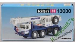 Автокран Liebherr LTM 1050 KIBRI 13030-1:87(НО)