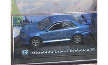 Mitsubishi Lancer Evolution, масштабная модель, Bauer/Cararama/Hongwell, scale72