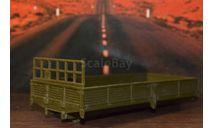 КУЗОВ : КАМАЗ военный Элекон, запчасти для масштабных моделей, scale43
