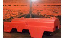 КУЗОВ : МАЗ 7310 пожарный Элекон, запчасти для масштабных моделей, 1:43, 1/43