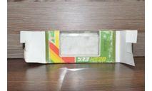 КОРОБКИ : УАЗ 452В Тантал ОРИГИНАЛ, боксы, коробки, стеллажи для моделей, Агат/Моссар/Тантал