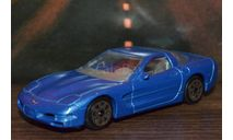 CHEVROLET Corvette Bburago, масштабная модель, General Motors, 1:43, 1/43