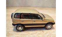Нива, масштабная модель, Bauer/Cararama/Hongwell, scale43