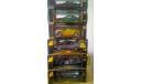 Остатки коллекции металлических копий автомоделей в масштабе 1:18