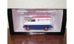 Ford transit 1971 1/43 minichamps