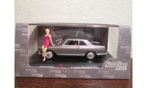 Lancia Flaminia Coupe 3B + фигурка Nurnberg Toy Fair 2008 Starline 1:43, масштабная модель, scale43
